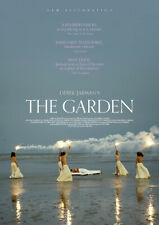 THE GARDEN 1990 Derek Jarman, Tilda Swinton - Movie Cinema Poster Art