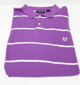 Chaps Ralph Lauren Men's Short Sleeve Short Sleeve Polo Shirt XXL