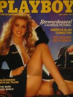 Playboy May 1980 | Martha Thomsen January Whitaker Charlie Newsom      #1462+