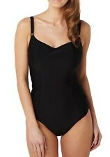 NWT Panache Anya Black Swimsuit SW0880 - 32M