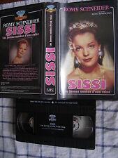 Sissi Les Jeunes Années D'une Reine de Ernst Marischka, VHS MPM, Aventure, RARE