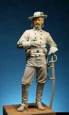 SK Miniatures Confederate Cavalry Captain 120mm Unpainted kit MIKE GOOD
