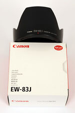 CANON paresoleil EW-83J pour EF-S 17-55 f/2,8 IS USM