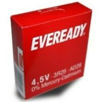 EVEREADY 3R25 4.5v Battery 4.5 Volt Lantern AD28 AD28PV 3R20 Bardic Lamp Battery