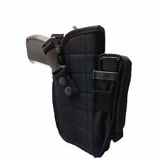 Black Tactical Hip Holster for Beretta Storm Px4 .40 S&W .45 Acp