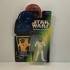 "Star Wars - POTF - Green Card - Admiral Ackbar - 3.75"" Action Figure"