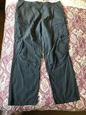 Rohan Men's  Global Cargo Trousers Size 42L With Dynamic Moisture Control