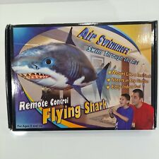 Air Swimmers Remote Control RC Flying Shark Week Toy Balloon