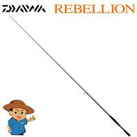 Daiwa REBELLION 681ML+FS Medium Light bass fishing spinning rod 2020 model