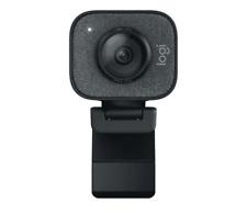 Logitech Streamcam 1080p Webcam - Black