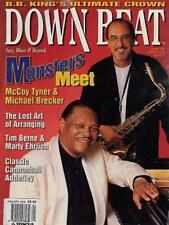 McCoy Tyner Michael Brecker Downbeat Clipping