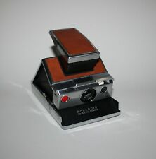 Vintage Polaroid SX-70 Land Camera with Case - Film Tested - EXCELLENT