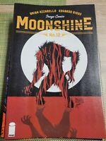 Moonshine #12 VF 2018 Image Comic Brian Azzarello Cover A