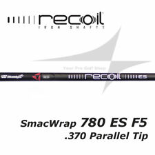 UST Recoil SmacWrap Black 780 ES F5 X Flex Iron Shaft .370 Parallel Tip