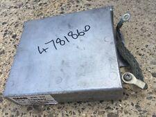 Engine Control Module ECU Pt No 4781860 for Saab 9000 2.3 Turbo Trionic