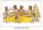 Manchester Terrier Christmas Cards from the UK - Pack of 10*