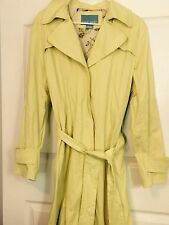 Ladies NINE WEST,All Weather Trench Coat, size XL,NWT,excellent condition