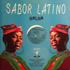 SABOR LATINO • SALSA CHIKANO  • Vinile 12 Mix • DPX 602