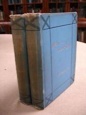 Matin and Vesper Bells 2 Volume Set - Inscribed by Macduff's Daughter - RARE