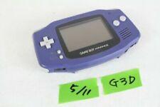 Consolas de videojuegos Nintendo de Nintendo Game Boy Advance