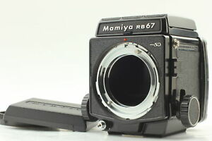 【 Almost Unused 】 MAMIYA RB67 Pro SD Body Waist Level Finder From Japan #605