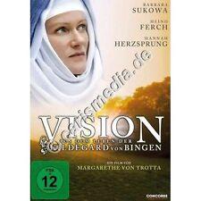 DVD: VISION - AUS DEM LEBEN DER HILDERGARD VON BINGEN - Einfühlsames Portrait