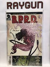 BPRD The Dead #5 VF+ 1st Print Dark Horse Comics