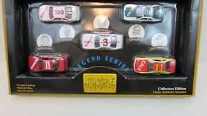 Trackside Limited Edition NASCAR Legend Series Collectors Edition 5 Car Set