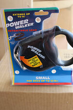 Coastal  Small Retractable Lead New in Package Black