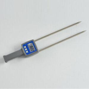 H●TOKY TK100W Digital long probe Wood Sawdust Powder Hay Bale Peat Moisture Mete