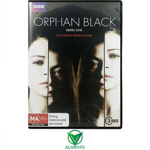 Orphan Black Season 1 DVD [T]