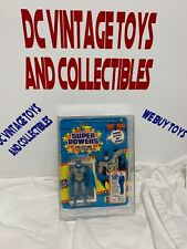 Vintage Super Powers 1985 Kenner BATMAN Acrylic Case Open Bubble 23- Back