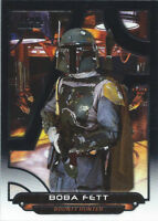 2018 Topps Star Wars Galactic Files SP Short Print Variation ESB-1 Boba Fett
