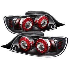 Spyder Auto 5081209 LED Tail Lights - Black For Mazda RX-8 04-08