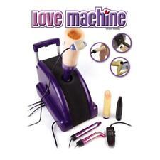 SEX TOYS MACCHINA DELL'AMORE LOVE MACHINE CON ACCESSORI SESSO PER UOMO DONNA  💖