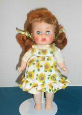 "Vintage 10.5"" R&B Arranbee Littlest Angel Bent Knee Walker Dressed >-)'>"
