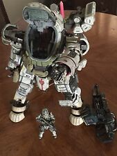 threezero Titanfall Ogre IMC model with pilot