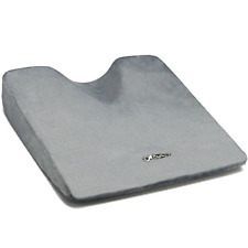 Brand New Aylio Comfort Foam Wedge Coccyx Cushion for a Car Seat or Chair