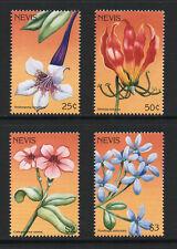 Nevis - 1996, Flowers, MNH