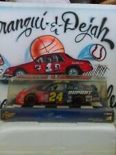 Diecast 1/24 NASCAR Winner's Circle Jeff Gordon Dupont #24 Racing Car