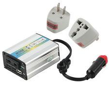 12V DC to AC 220V Car Auto Power Inverter Converter Adapter Adaptor 200W USB LU