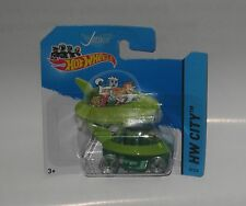 HotWheels Diecast 2014 - THE JETSONS CAPSULE CAR - NEW - Sealed