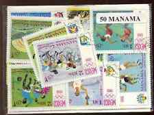 Manama 50 Stamps Different