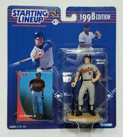 CAL RIPKEN JR. - Baltimore Orioles Starting Lineup SLU 1998 Action Figure & Card