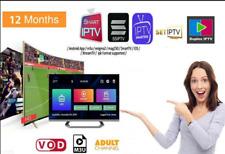 IP*TV Smart Abonnement 12 mois Smarters Pro M3U✔️SMART TV ✔️ANDROID✔️ BOX MAG