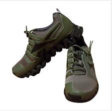 Reebok Mens ZigWild TR 2-M Running Shoes Green/ash Grey/black - 10 DM US