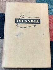 Islandia - Austin Tappan Wright - 1942 HB