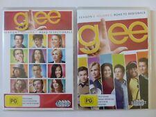 Glee: Season 1, Vol. 1 & Vol. 2 [PG] (7 DVD, 2009, R4)
