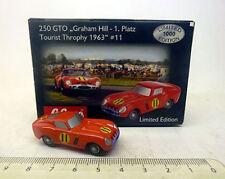 05082 Schuco Piccolo 1:90 GTO Graham Hill 1 Platz Tourist Throphy 1963 #1