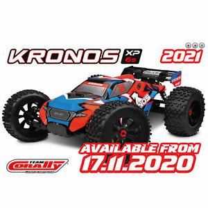 Team Corally C-00172 Kronos XP 6S 1/8 Monster Truck RTR Brushless #  Modell 2021